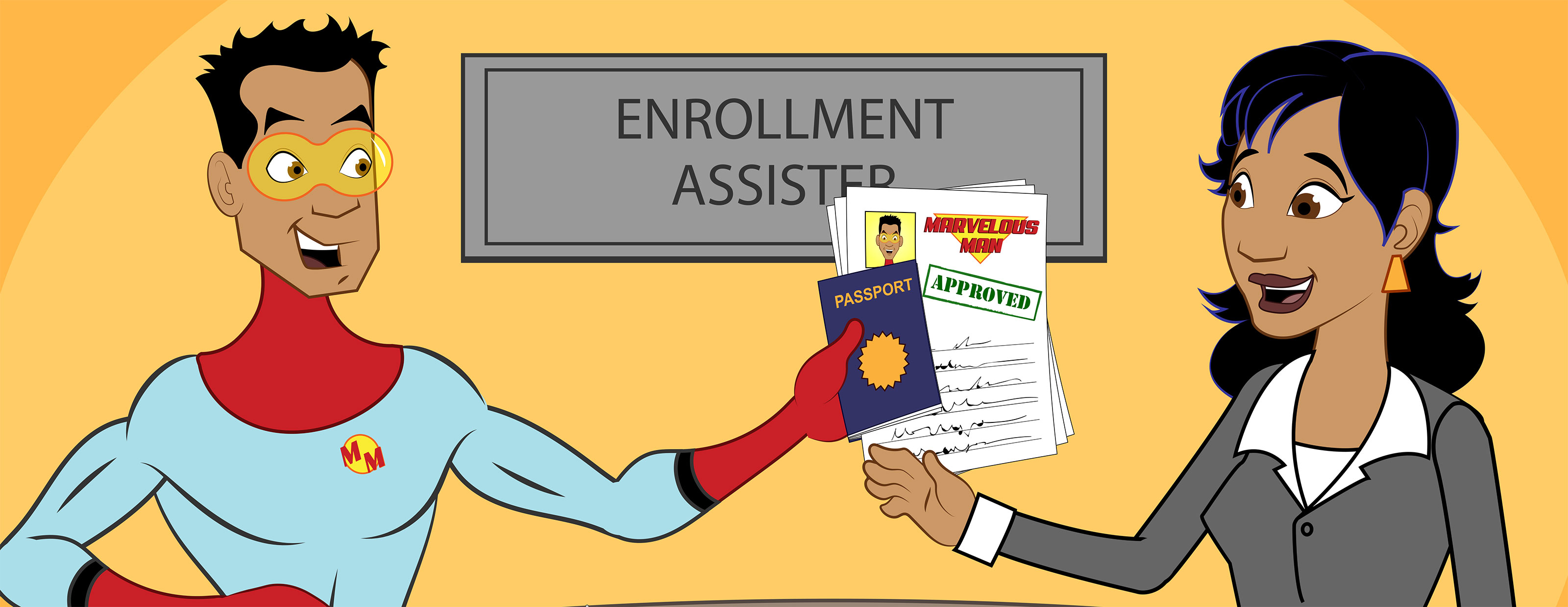 Enrollment-Process-Header