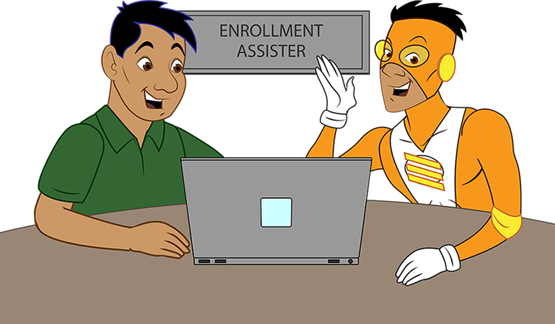 WHO ARE ENROLLMENT ASSISTERS?